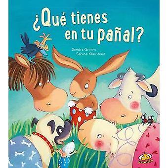 Que Tienes en Tu Panal? by Sandra Grimm - 9788416773084 Book