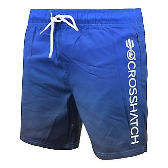 Mens swim short crosshatch norlane