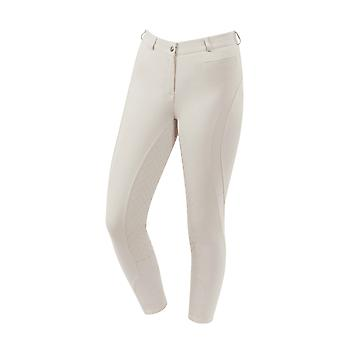 Dublin Edge Gel Mujeres Asiento Completo Breeches - Arena
