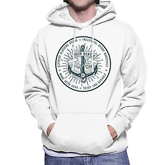 London Banter Anchor Logo Men's Hooded Sweatshirt
