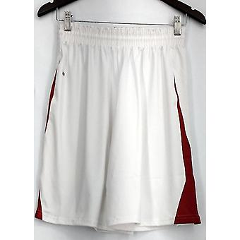 Holloway Shorts Performance Gym Style w/ Poches Femmes Blanches