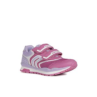 Geox Kinder J Pavel Girl Touch Befestigung trainer