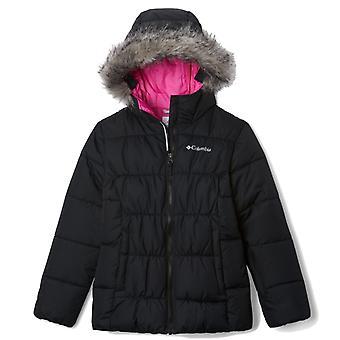 Columbia Gyroslope Girls Ski Jacket | Black