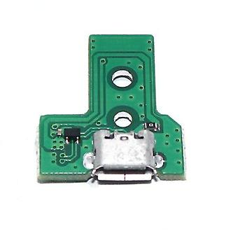 12 Pin v3 Micro USB Ladebuchse ic Board für sony ps4 Controller jds-030