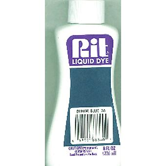 Rit Dye Liquid 8 Ounces Denim Blue Aug 36
