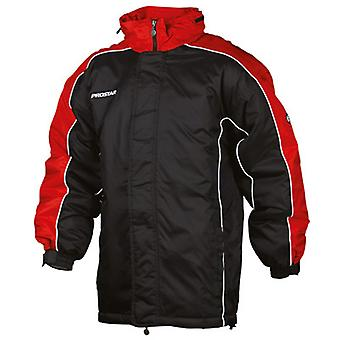 Prostar Vortex Bench Jacket (black-red)