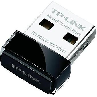 WiFi dongle USB 2.0 150 Mbit/s TP-LINK TL-WN725N