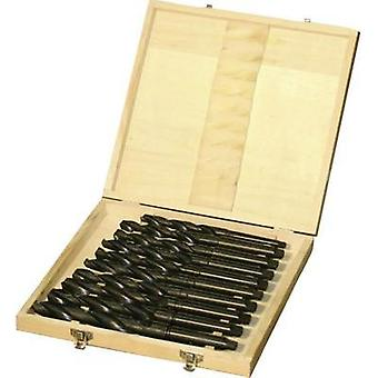 HSS Metal twist drill bit set 10-piece Holzmann Maschinen SPSMK2 MK2 1 Set