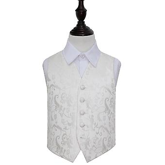 Boy's Passion Ivory Wedding Waistcoat