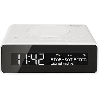 DAB+ Radio alarm clock TechniSat DigitRadio 51 DAB+, FM, AUX White