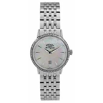 Rotary Womens Les Originales Stainless Steel LB90050/41 Watch