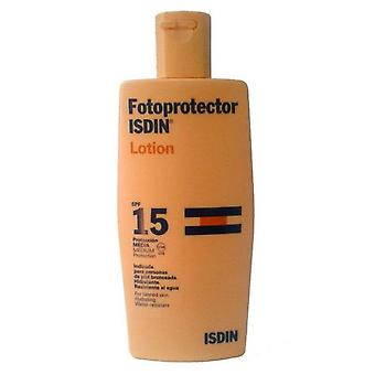 Isdin Sunscreen Lotion Spf 15 Children 200 Ml (Kinderen , Cosmetica , Body lotions)
