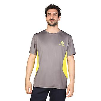 Tacchini T-shirts Grey Men