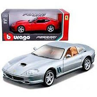 Burago 1/24 Ferrari 550 Maranello (Kids , Toys , Vehicles , Mini Cars)