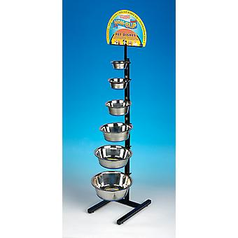 Classic Super Prem Non Slip Dish Display Stand
