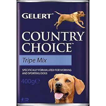 Gelert hund land valg kallun Mix 400g (pakke med 12)