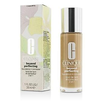 Clinique Beyond Perfecting Foundation & Concealer - # 11 Honey (MF-G) - 30ml/1oz