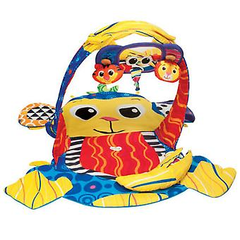 Lamaze Carpet of activities - Makai monkey (Toys , Preschool , Babies , Playmats & Gyms)