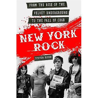 New York Rock by Blush Steven