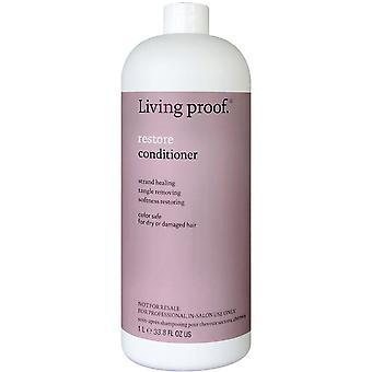 Living Proof Restore Conditioner 1 Litre