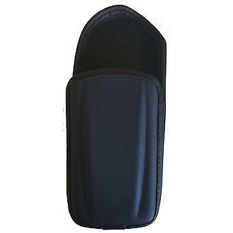 Faste Clip Hydrofoam celle telefon etui til store telefoner - Universal - metallisk Bl