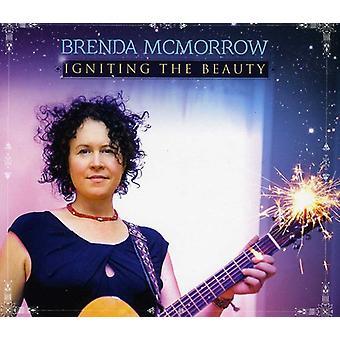 Brenda McMorrow - antændende skønhed [CD] USA Importer
