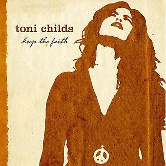 Toni Childs - holde tro [CD] USA importen