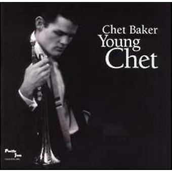Chet Baker - Young Chet [CD] USA import
