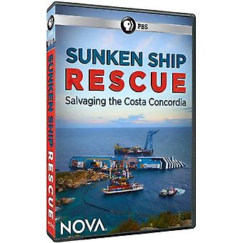 Nova: Importer des coulés USA de bateau de sauvetage [DVD]