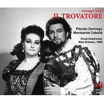 G. Verdi - Giuseppe Verdi: Il Trovatore [CD] USA import