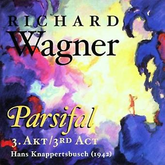 R. Wagner - Wagner: Parsifal (Act 3) [CD] USA importerer