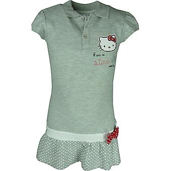Jenter Hello Kitty kort erme Dress