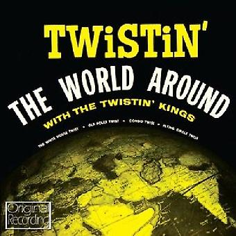 Twistin the World Around - Twistin the World Around [CD] USA import