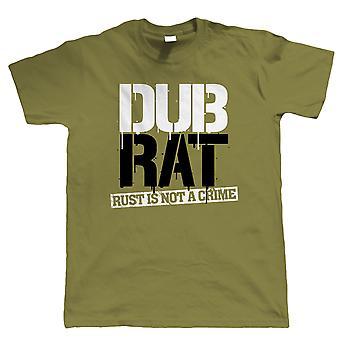 Vectorbomb, Dub Rat, Mens Car & Camper T Shirt (S to 5XL)