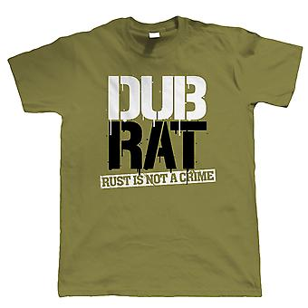 Dub rotta, miesten auton & Camper T-paita
