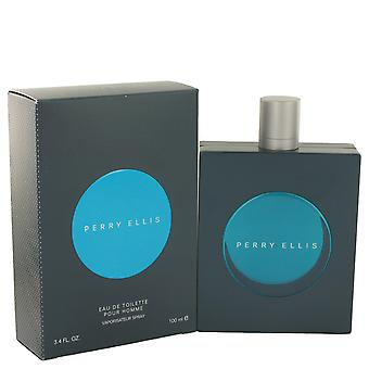 Perry Ellis Men Perry Ellis Pour Homme Eau De Toilette Spray By Perry Ellis