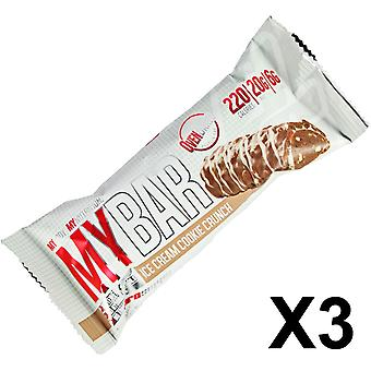 PROSUPPS MY BAR ICE CREAM COOKIE CRUNCH INDIVIDUAL BAR X3