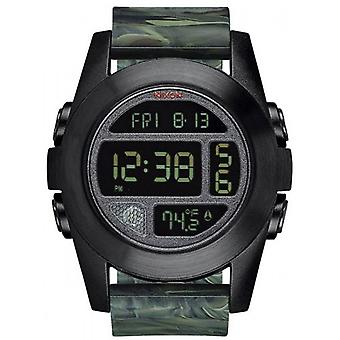 Nixon The Unit EXP Watch  - Marbled Camo