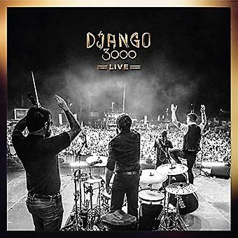 Django 3000 - Live [CD] USA import