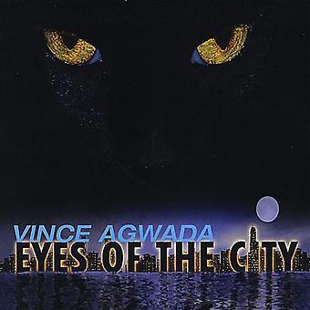 Vince Agwada - Eyes of the City [CD] USA import