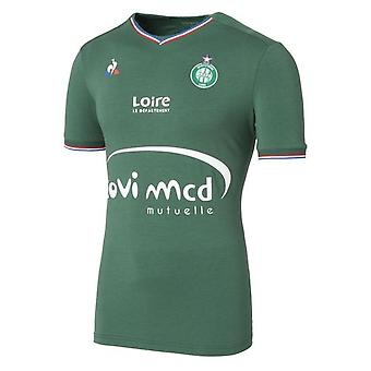 2017-2018 St Etienne thuis voetbalshirt