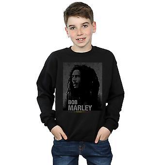 Bob Marley Boys Roots Rock Reggae Sweatshirt