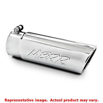 MBRP Universal Tips T5119 Mirror Polished Fits:UNIVERSAL 0 - 0 NON APPLICATION
