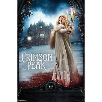 Crimson Peak - Candles Poster Poster Print