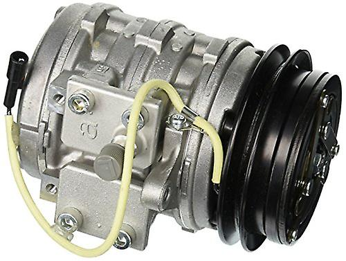 Denso 471-0389 Rehommeufacturouge Compressor with Clutch