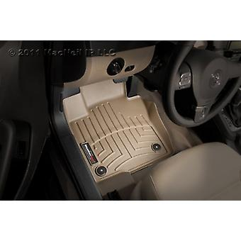 WeatherTech Front FloorLiner (Tan)