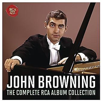 Beethoven, Larsen / Barber / bruning - Beethoven, Larsen / Barber / bruning: komplet Rca Album samling [CD] USA import