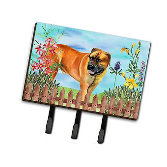 Carolines Treasures  CK1208TH68 Boerboel Mastiff Spring Leash or Key Holder