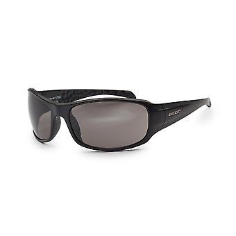 Bloc tempête lunettes de soleil - noir mat