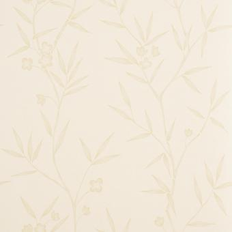 Harlequin Cream Wallpaper Roll - Home Decor Flower Design - Colour: 30894